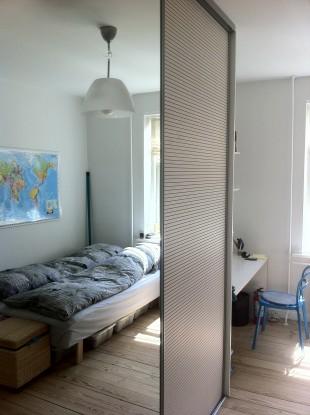 Soveværelse - fra stuen